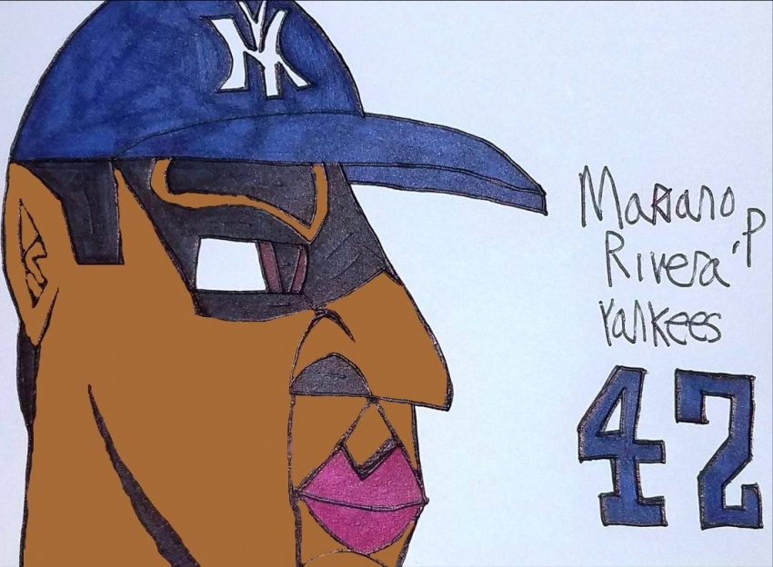 Mariano Rivera by armattock
